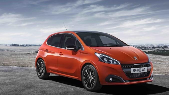 "Peugeot 208 und 308 als ""Winter Edition"". © spothits/Peugeot"