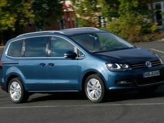 VW Sharan 2.0 TDI: In Familienangelegenheiten vorn dabei. © spothits/Axel F. Busse