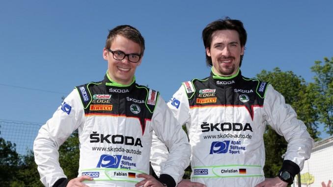 Deutsche Rallye-Meisterschaft 2016: Skoda macht den Sack zu. © spothits/Skoda