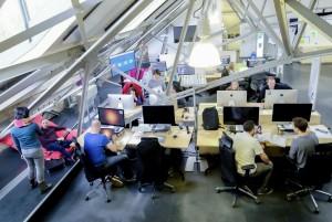 VW eröffnet weiteres Digital Lab. © spothits/Volkwagen