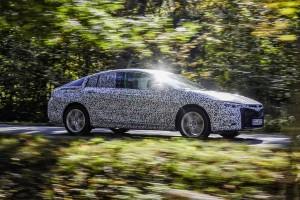 Neuer Opel Insignia steht in Genf. © spothits/Opel