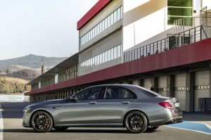 Los Angeles 2016: Mercedes-AMG E 63 mit Performance-Plus. © spothits/Daimler