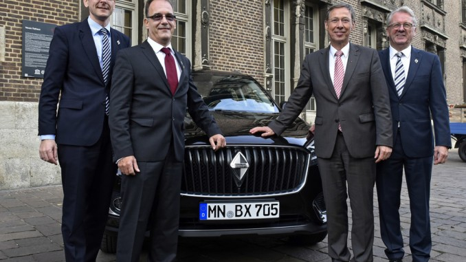 Borgward will wieder Autos in Bremen bauen. © spothits/WFB/Frank Pusch