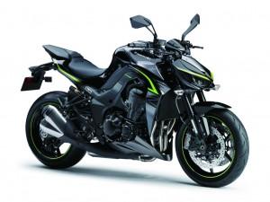 Kawasaki veredelt die Z 1000. © spothits/Kawasaki