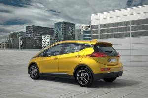 Opel Ampera-e lädt in 30 Minuten für 150 Kilometer. © spothits/Opel