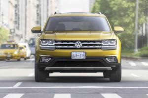 Volkswagen Atlas: Eine schwere Last ruht auf seinen Schultern. © spothits/VolkswagenVolkswagen Atlas: Eine schwere Last ruht auf seinen Schultern. © spothits/Volkswagen