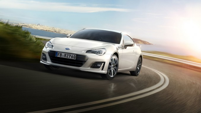 Subaru überarbeitet den BRZ. © spothits/Subaru