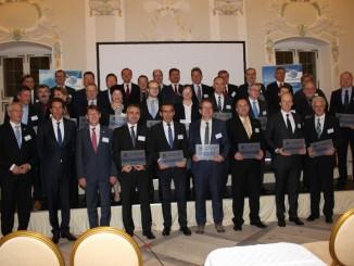 Fendt-Caravan als TOP-Arbeitgeber DONAURIES 2016 ausgezeichnet. © colornews.de
