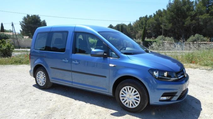 Volkswagen Caddy: Familienfahrzeug mit inneren Werten. © spothits/Auto-Medienportal.Net