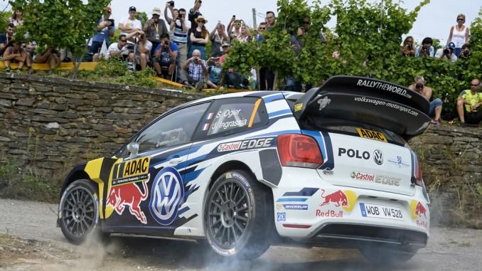 Volkswagen richtet Motorsport-Programm neu aus. © spothits/Roeseler