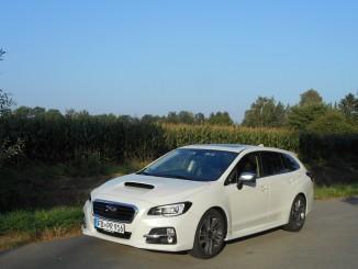 Subaru Levorg 1.6 GT Sport Lineartronic: Mit Ehrgeiz. © spothits/Auto-Medienportal