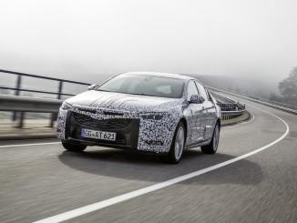 Opel stimmt den Insignia Grand Sport ab. © spothits/Opel