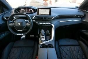 Peugeot 3008: Eigenwillig und ambitioniert. © spothits/Hersteller