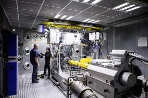 Sauber: Daimler bereitet eine vollkommen neue Motorenfamilie vor. © spothits/Daimler