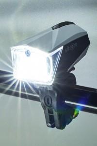 Sitcom bringt automatische Fahrradleuchte. © spothits/Sitcom