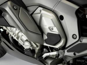 EICMA 2016: BMW verfeinert die K 1600 GTL. © spothits/BMW