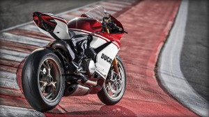 Ducati-Ausstellung im Audi-Museum. © spothits/Audi