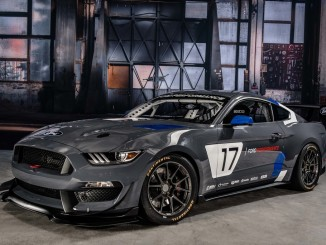 Sema: Ford Performance enthüllt Mustang GT4. © spothits/Ford