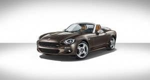 Fiat 124 Spider als America Limited Edition. © spothits/Fiat