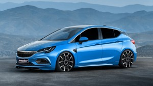 Irmscher trimmt den Opel Astra auf Sport © spothits/Irmscher