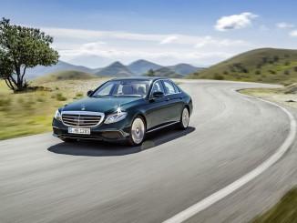 Goldener Oktober für Mercedes-Benz. © spothits/Daimler