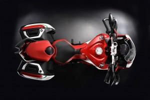 EICMA 2016: MV Agusta Turismo Veloce im Sport-Dress. © spothits/MV Agusta
