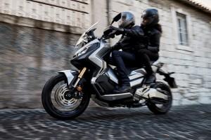 EICMA 2016: Honda mischt Scooter und Adventure-Bike. © spothits/Honda
