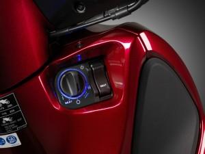 EICMA 2016: Honda verfeinert den SH 125i. © spothits/Honda SH 125i