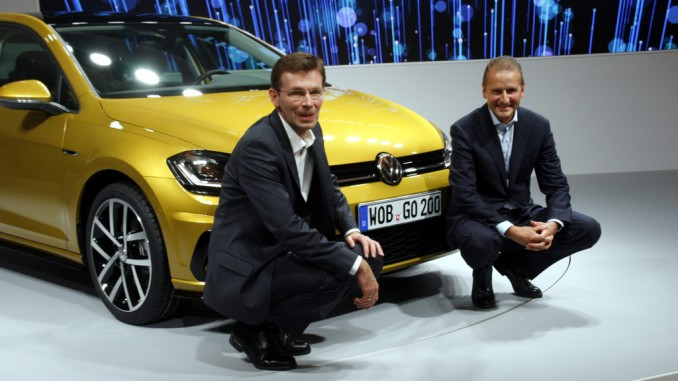Mehr Autonomie für aufgefrischten VW-Bestseller: Entspannt im Stau Golf spielen. © spothits/Axel F. Busse