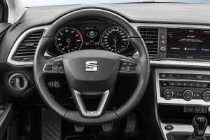 Seat Leon: Ein Fall von Feinschliff. © spothits/Seat