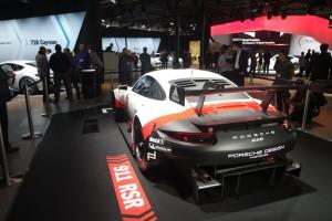 Los Angeles 2016: Porsches Neuer für die Langstrecke. © spothits/Auto-Medienportal