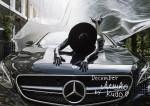 "Kalender für 2017: ""She's Mercedes"". © spothits/Mercedes-Benz"