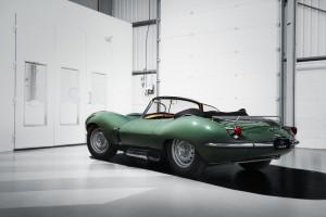 Jaguar XKSS: Die Wiedergeburt des ersten Supersportwagens. © spothits/Jaguar