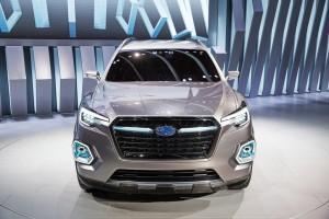 Los Angeles 2016: Amerika bekommt siebensitziges Subaru-SUV. © spothits/Subaru