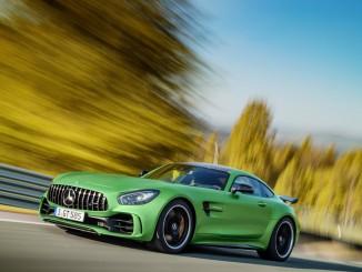 Mercedes-AMG GT Roadster und R bestellbar. © spothits/Daimler