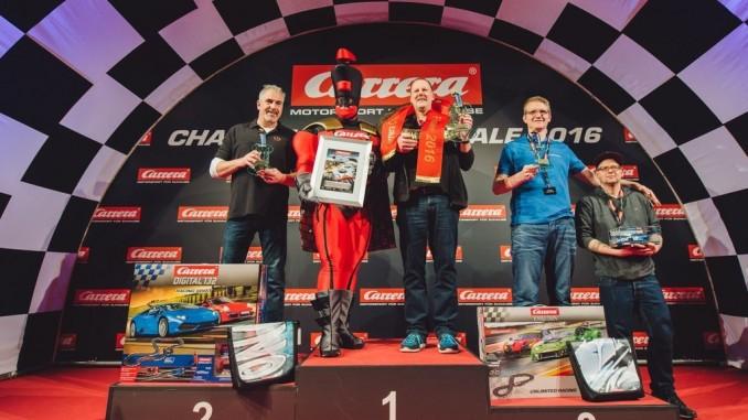 Die Carrera-Challenge-Tour ist entschieden. © spothits/Christian Horn