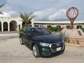 Audi Q5: Gelungenes Heimspiel wider Willen. © spothits/Auto-Medienportal