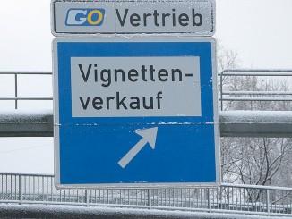 Ratgeber: Neue Vignetten für Österreich und die Schweiz. © spothits/ARCD