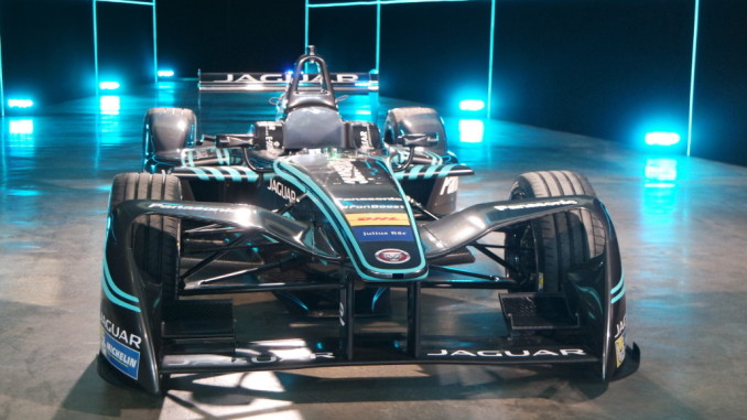 Panasonic Jaguar Racing. © spothits/Peter Schwerdtmann