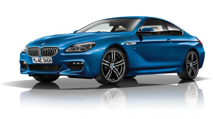 BMW 6er mit neuem Look. © spothits/ampnet/BMW