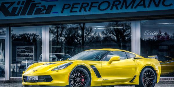 US66 Corvette C7 Z06. © spothits/ampnet