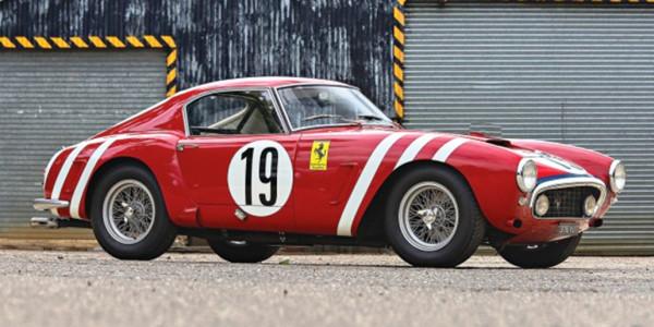 Ferrari 250 GT SWB Berlinetta Competizione von 1960. © spothits/ampnet/Gooding