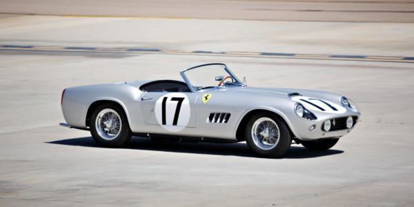 Ferrari 250 GT LWB California Spider Competizione, 1959. © spothits/ampnet/Gooding