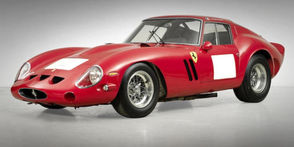 Ferrari 250 GTO Berlinetta, 1962/63. © spothits/ampnet/Bonhams