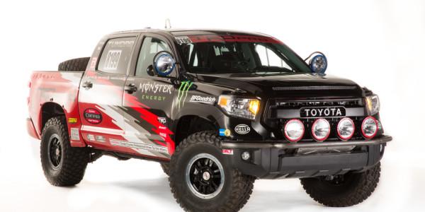 Toyota Tundra Desert Race Truck. © spothits/ampnet/Toyota