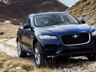 Jaguar F-Pace. © spothits/Jaguar