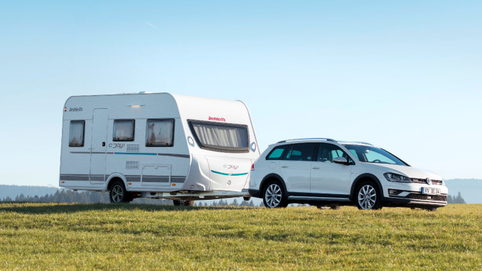 Dethleffs c´joy: Neuer Einstiegs-Caravan. © spothits/Dethleffs