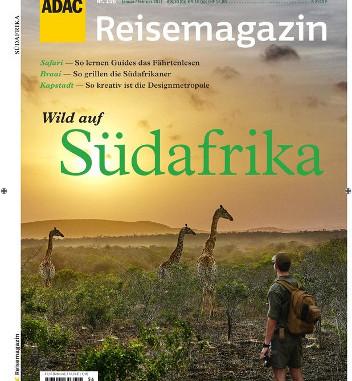 ADAC veröffentlicht Reisemagazin Südafrika. © spothits/Auto-Medienportal.net/ADAC