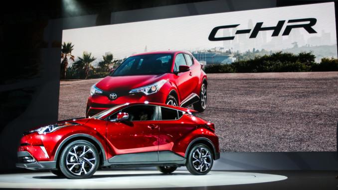 Toyota in Deutschland leicht besser als der Markt. © spothits/ampnet/Toyota
