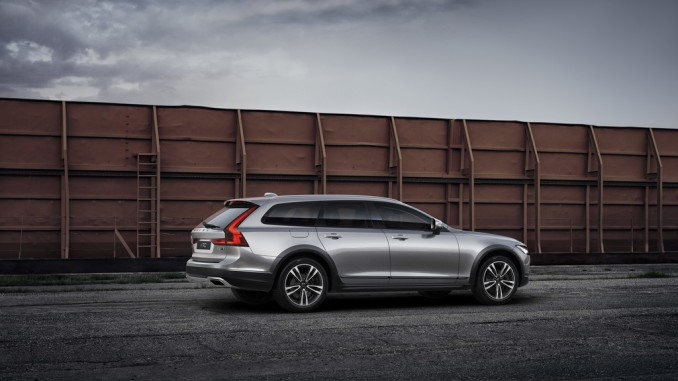 Polestar-Performance-Optimierung für Volvo V90 Cross Country. © spothits/Volvo